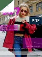 revista ingles modelo