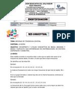 GUIA DE APRENDIZAJE 4 ESTADISTICA 8
