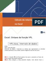 Custo-Beneficios - Excel
