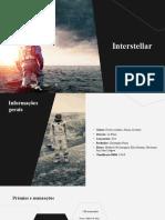Interstellar - analise e critica