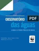 Água e o Poder Público no Brasil