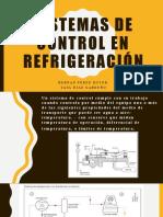 Sistemas de control en refrigeración