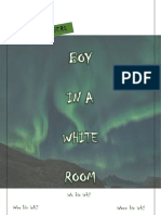 Boy in a white Room_Portfolio