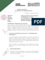 Resolucion 152 2020 Sunarp Tr a Competencia Notarial