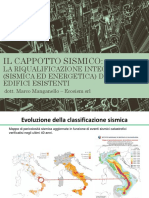 Ecosism Cappotto Sismico Modena Aess
