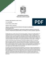 ANÁLISIS Y SISTEMATIZACIÓN DE MÚSICAS POPULARES COLOMBIANAS Y LATINOAMERICANAS.