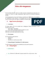 4. Otite séromuqueuse (Polycopié) (Pr MEDKOUR)