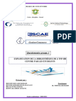 QUESTIONNAIRE Groupe_1 (GC 2)