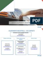 SERVICE EQUIPEMENTS INDUSTRIELS 2020