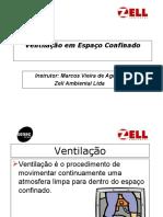 04 - Marcos VENTILAÇÃO EM ESPAÇO CONFINADO