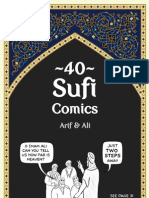 40 Sufi Comics by