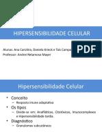 Hipersensibilidade Celular