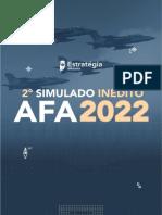 2° Simulado AFA