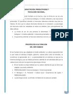 psicologia del mexicano