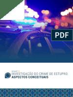 Apostila Investigação do Crime de Estupro - Aspectos Conceituais