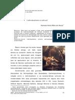 Artigo - Vannesa Karla -Individualismo e Cultura