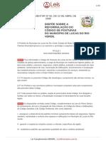 CODIGO DE POSTURA-60-2008-Lucas-do-rio-verde-MT-consolidada-[15-12-2017]