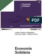 Caderno - 4 - Educando - Economia Solidária