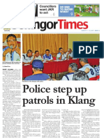 Selangor Times 11 March 2011