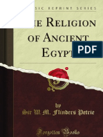 The Religion of Ancient Egypt - 9781440056512