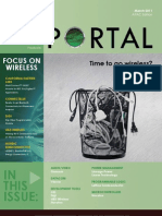 Nu Horizons March 2011 Edition of Portal - Asia Pacific Edition