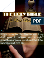 The history of the Bible (Improved version)