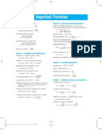 Formulas, Figures and Tables