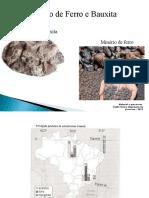 Fundição de aços 1 - Materia Prima ferro gusa
