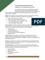 Rochester Stakeholder Report