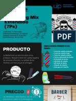 Marketing Mix Extendido (Ing. Servicios)