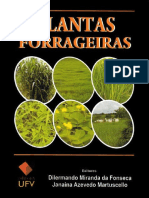 Plantas Forrageiras - Dilermando