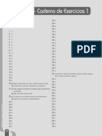 Química 1m Respostas Caderno de Exercícios