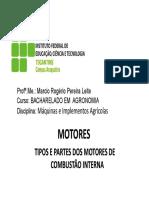 Motor Agronomia