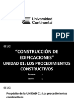 3. UNIDAD 01 - Construcción de Edificaciones_2020-1