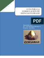 Guía Para La Formulación de Esencias Florales