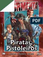 Trpg-piratas e Pistoleiros