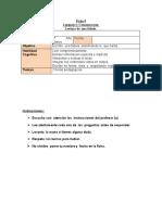 Ficha 9 lenguaje y comunicación sexto uni 1  clase 16