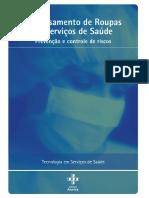 Manual Processamento de Roupas de Serviços de Saúde - Prevenção e Controle de Riscos