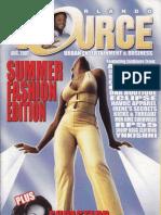 Orlando Source #3 - Aug 2001