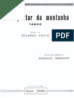 Eduardo Souto-o despertar da montanha