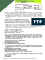 PREGUNTAS CIENCIAS SOCIALES 7°