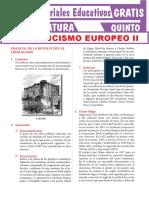 Romanticismo Europeo II
