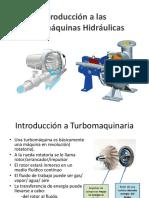 Introducción a La Turbomaquinaria