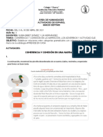 Guía 3 Español Séptimo