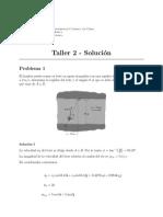Taller 2 Solucion