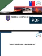 APUNTE RIESGOS EN CHILE
