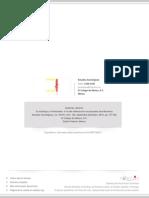 Articulo; El sociólogo y el historiador; el rol del intelectual en la propuesta bourdieusiana - Alicia Gutiérrez