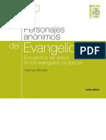 Personajes Anonimos Del Evangelio