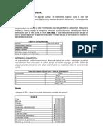 CUENTAS DE MANEJO ESPECIAL depreciaciòn det cxc