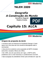 Geografia PPT - Capítulo 15 - ALCA